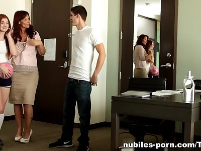 Nubiles-Porn: Mom Knows Best