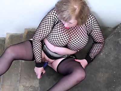 EuropeMaturE British Mature Solo Perversion